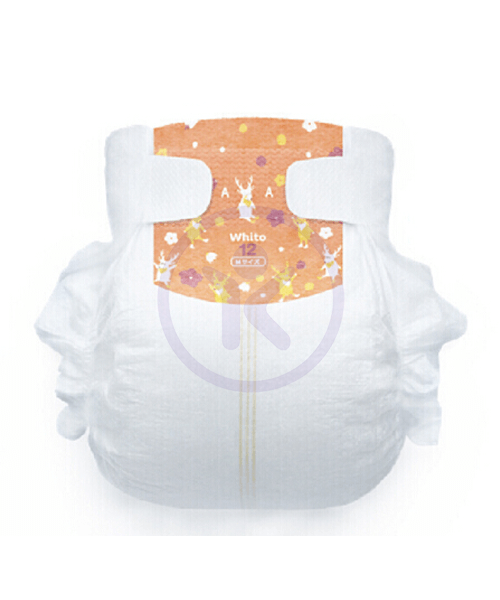 Japanese Diapers Whito, M, 6-11 kg, 12h (night time), 48 pcs.