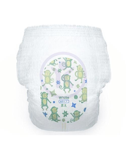 Japanese Pants Whito, M, 7-10 kg, 12h (night time), 58 pcs.
